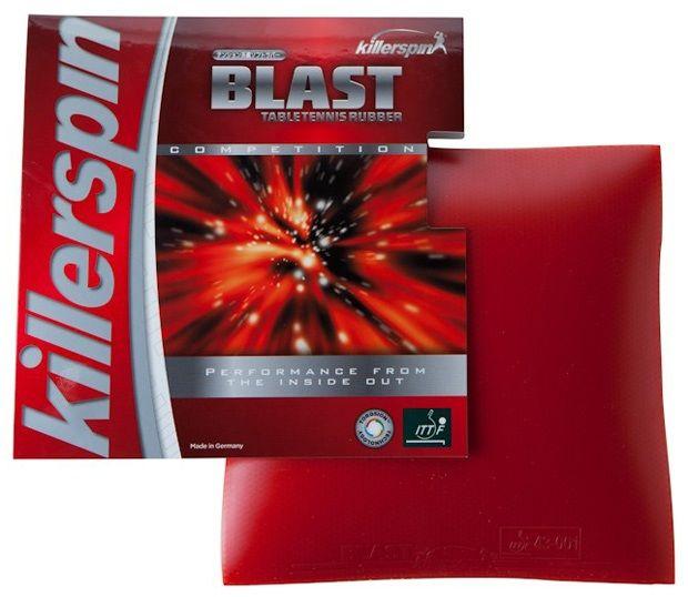 Killerspin Blast: Red, Max