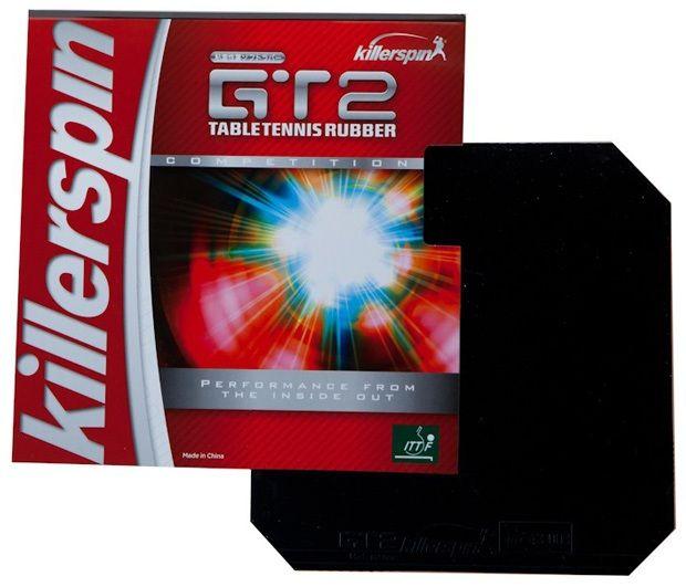 Killerspin GT2: Black, 2.0mm