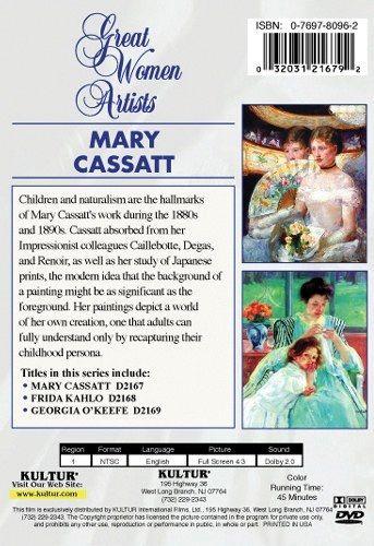 Great Women Artists: Mary Cassatt