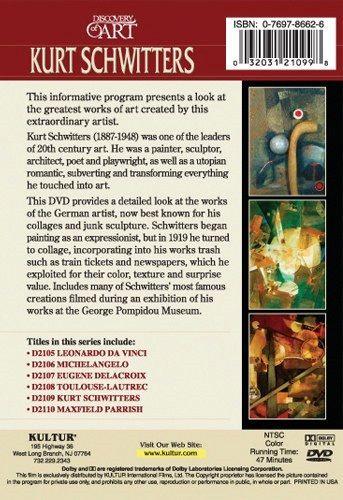 Discovery Of Art: Kurt Schwitters