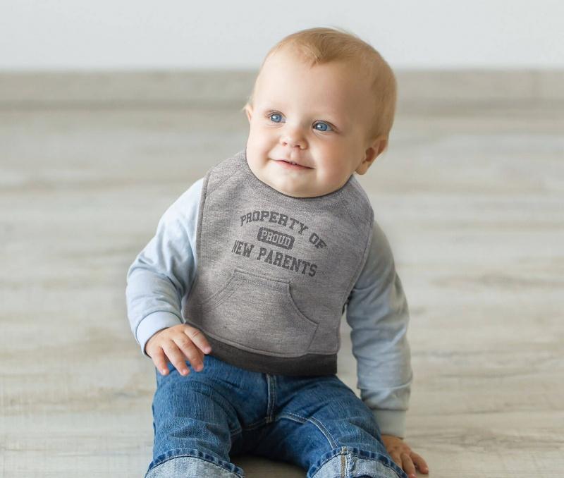 Property Of Parent Baby Bib