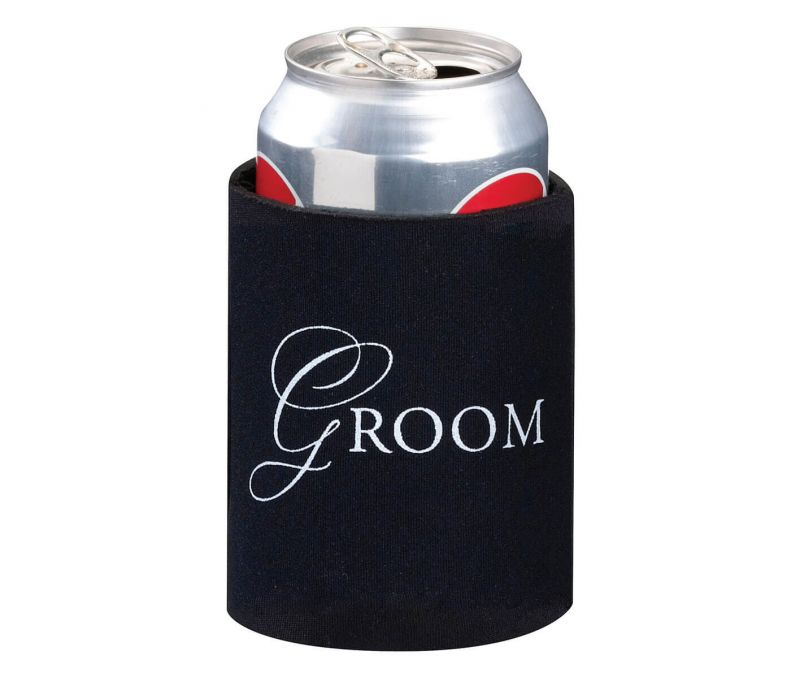Black Groom Can Cozy