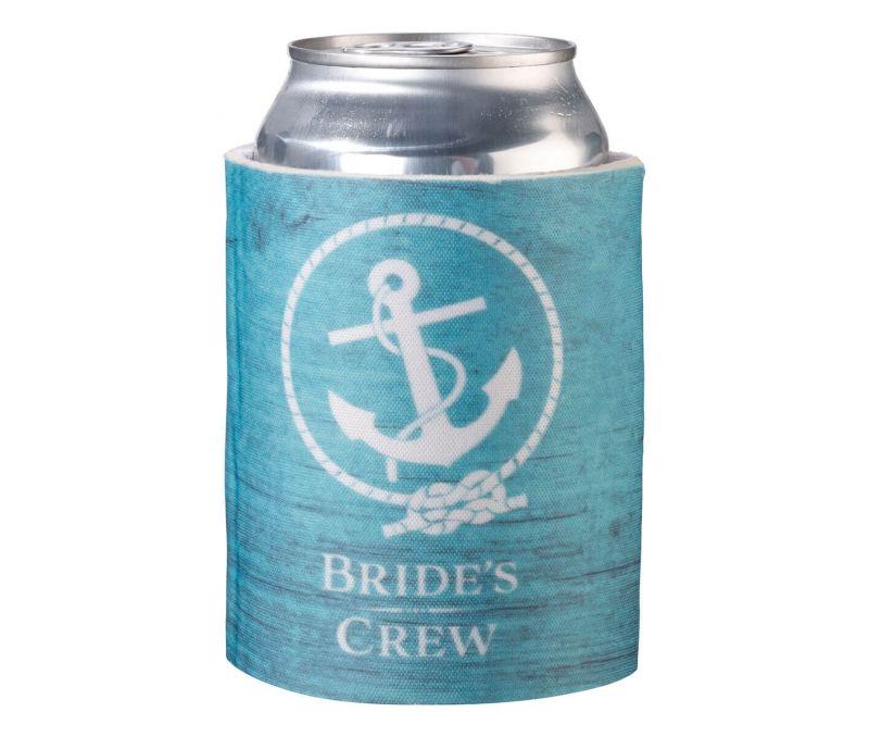 Coastal Bride's Crew Can Cozy