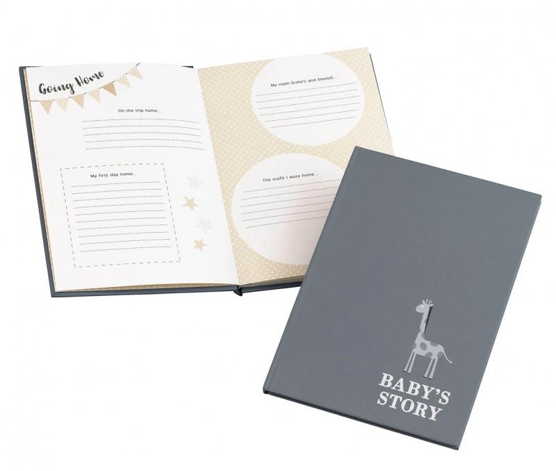 Milestone Baby Memory Book