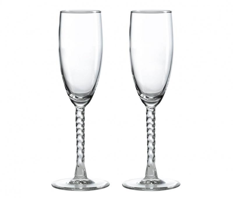 Set Of 2 Toasting Glasses
