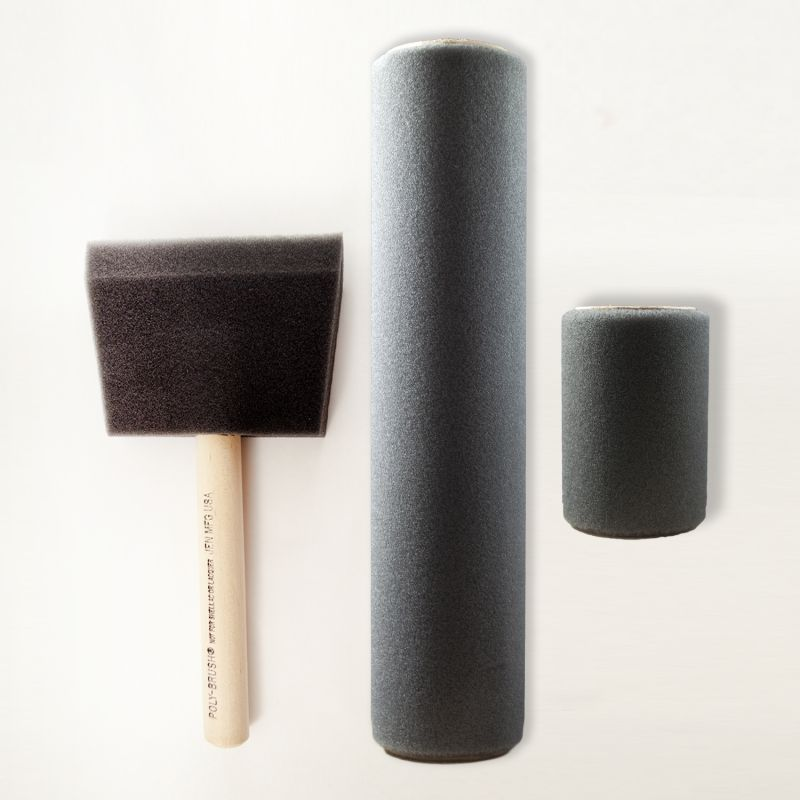 Poly Brushes & Rollers (1014)