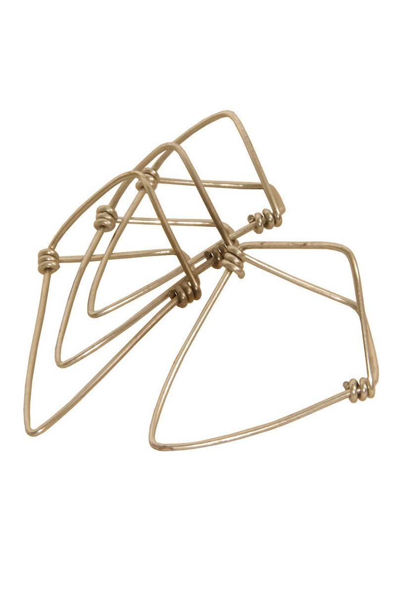 Banjira Metal Mizrabs 4-Pack