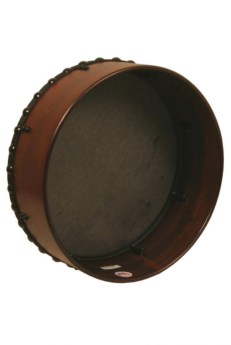 "Remo Irish Bodhran W/ Acousticon Shell And Bahia Bass Head, 16""X4.5"""