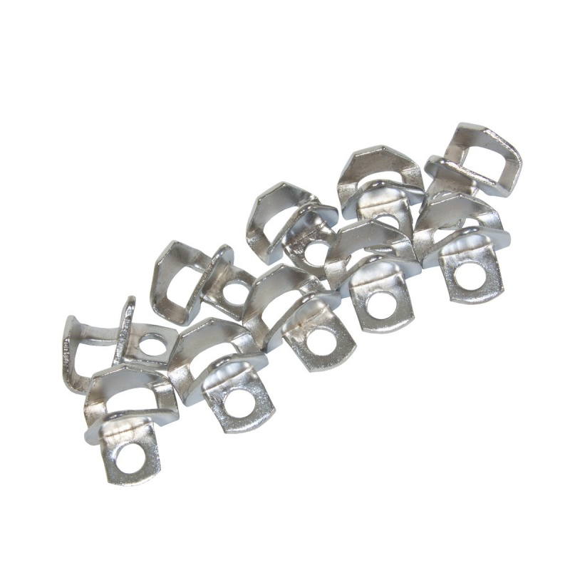 Roosebeck Clips For Outside Tunable Bodhran 10-Pack
