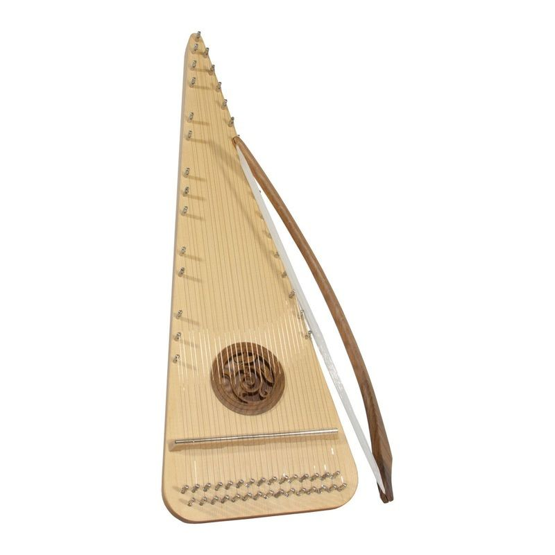 Roosebeck Alto Rounded Psaltery Right-Handed