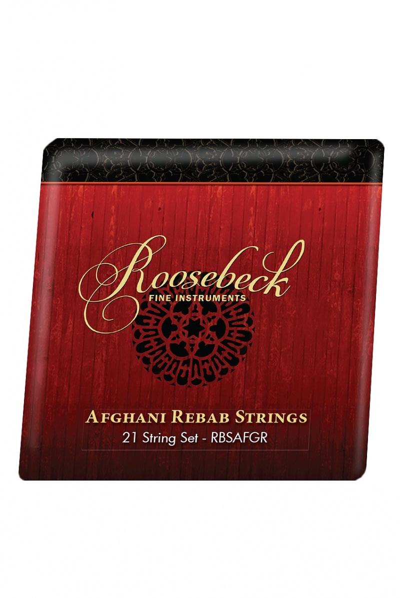 Roosebeck Afghani Rebab String Set