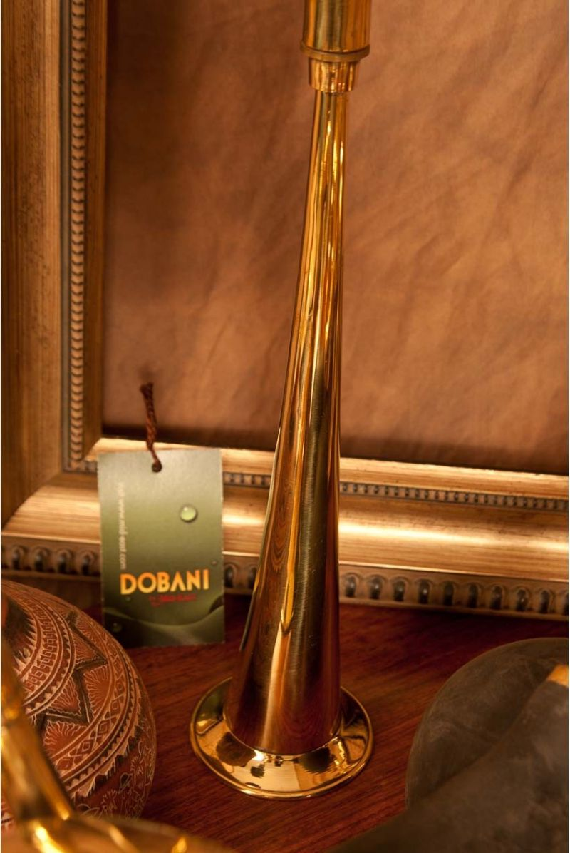 Dobani Straight Bulb Horn
