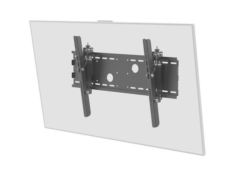 Monoprice Ez Series Tilt Tv Wall Mount Bracket For Led Tvs 37in To 70in, Max Weight 165 Lbs, Vesa Patterns Up To 750x450, Ul Certified
