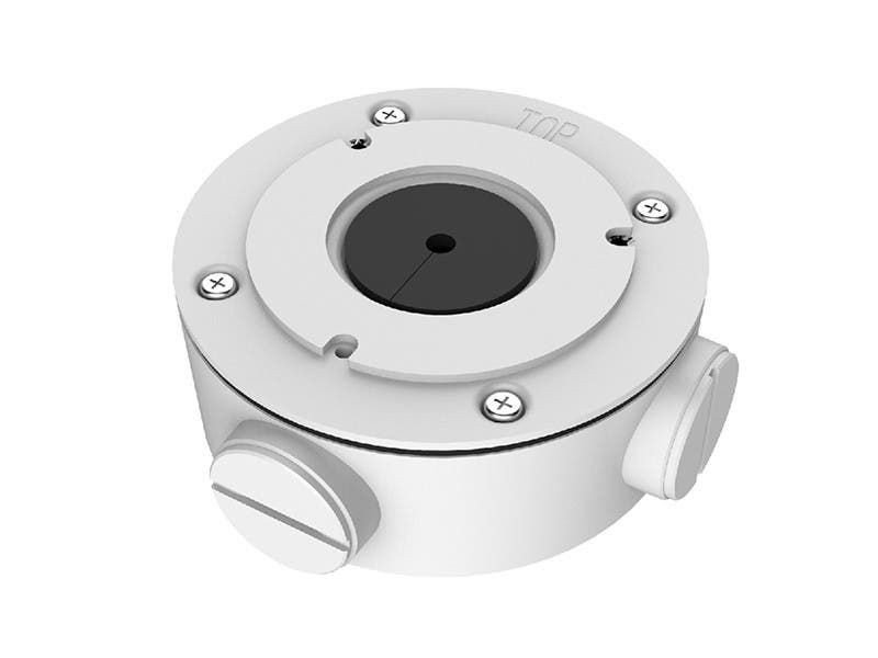 Junction Box For Vf And Color247 Bullet Cameras (Compatible With Mono And 39933, And Hikvision Eci-B64z2)