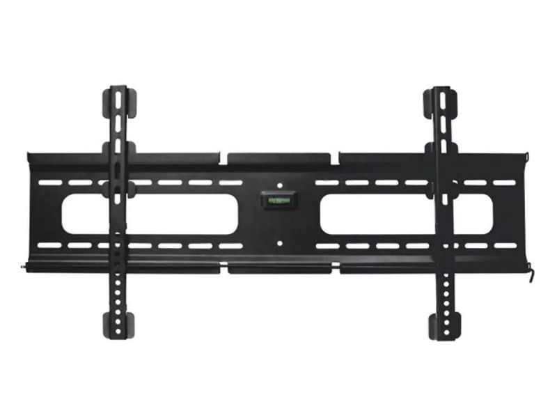Monoprice Commercial Series Fixed Tv Wall Mount Bracket For Tvs 37in To 70in, Max Weight 165 Lbs., Vesa Patterns Up To 800x400, Security Brackets, Works With Concrete And Brick, No Logo
