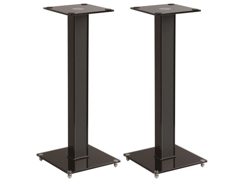 Monoprice Elements 28 Inch Speaker Stand With Cable Management (pair)