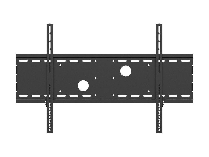 Monoprice Commercial Series Wide Screen Fixed Tv Wall Mount Bracket - Led Tvs 37In To 70In, Max Weight 165 Lbs., Vesa Patterns Up To 750X450, Ul Certified