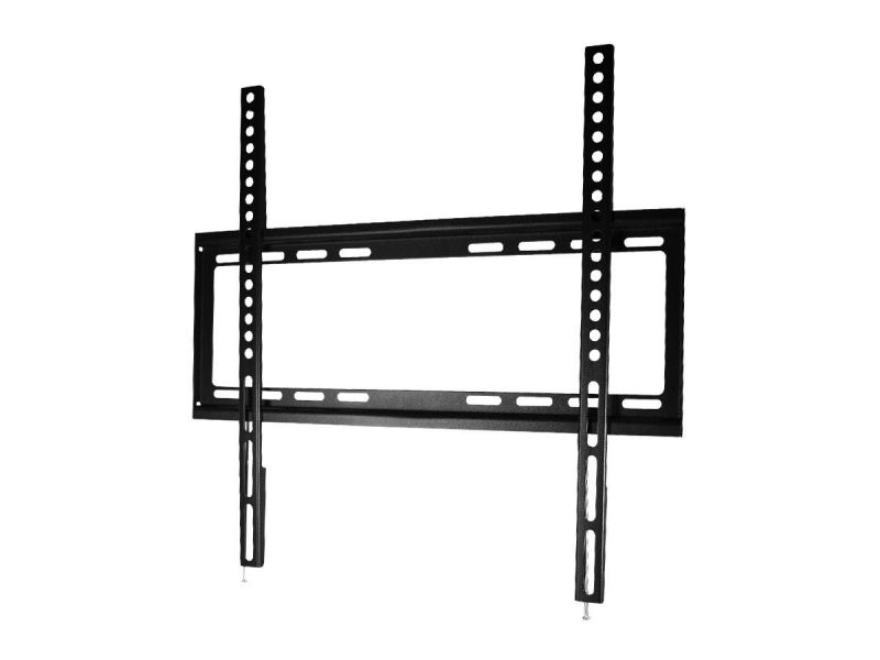 Monoprice Commercial Series Low Profile Fixed Tv Wall Mount Bracket For Led Tvs 32in To 55in, Max Weight 77lbs, Vesa Patterns Up To 400x400, Ul Certified