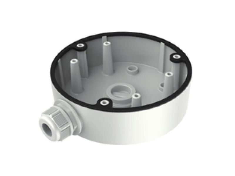 Junction Box For 4mp Varifocal Dome Camera (compatible With Mono And Hikvision Ds-2cd2742fwd-izs)