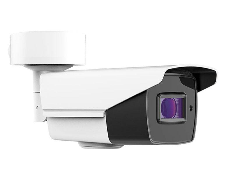 Monomp Bullet Hd-Tvi Security Camera Motorized Varifocal 2.8-12Mm , 4-In-1 (Tvi/Cvi/Ahd/Cvbs), Matrix Ir 2.0 131Ft. Range, Ip67