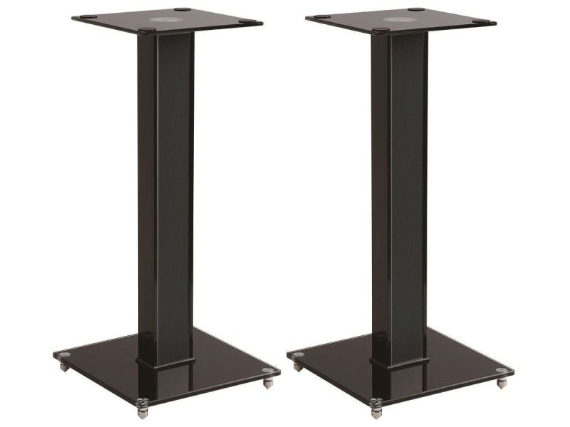 Monoprice Elements 18 Inch Speaker Stand With Cable Management (pair)