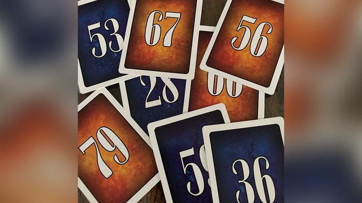 Numbers By Damien Vappereau - Trick
