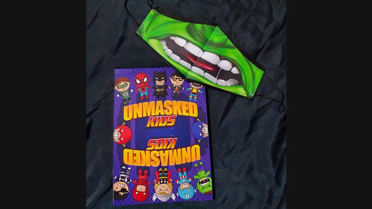 Unmasked Kids By Arkadio & Solange - Trick
