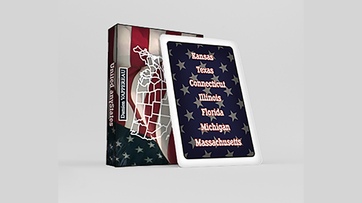 United Anystates By Damien Vappereau - Trick