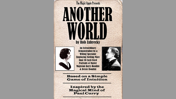 Another World By Rob Zabrecky And Magic Apple - Trick