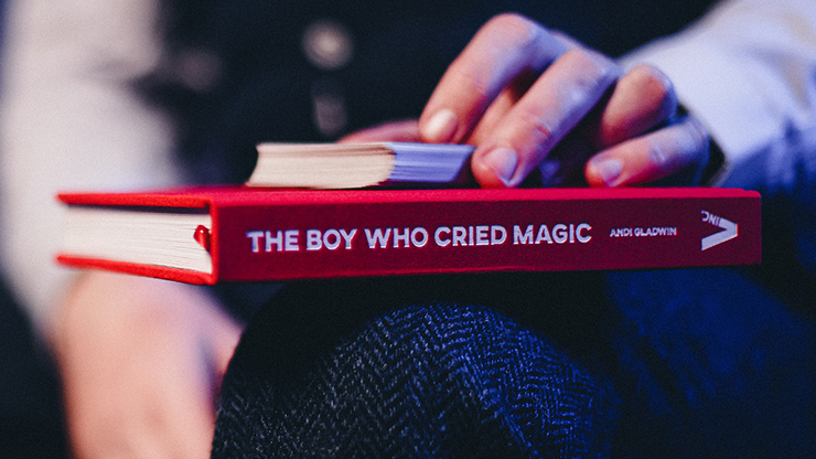 The Boy Who Cried Magic By Andi Gladwin - Book