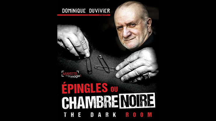 The Dark Room (gimmicks And Online Instructions) By Dominique Duvivier - Trick