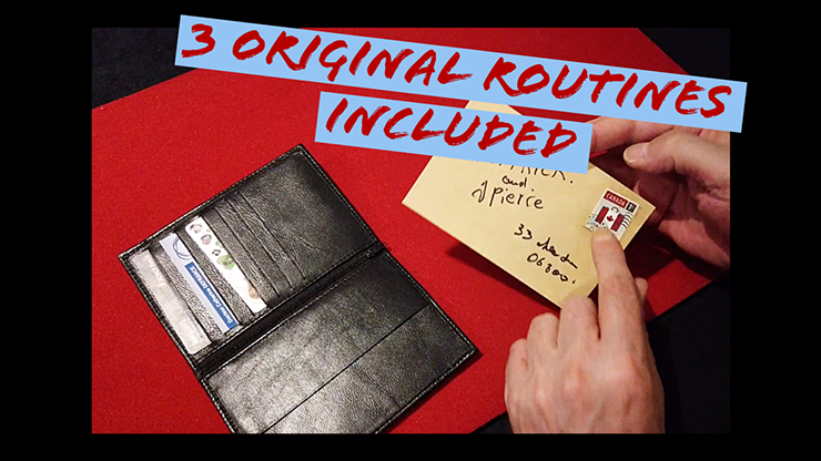 Jpv Wallet (gimmicks And Online Instructions) By Jean-pierre Vallarino - Trick