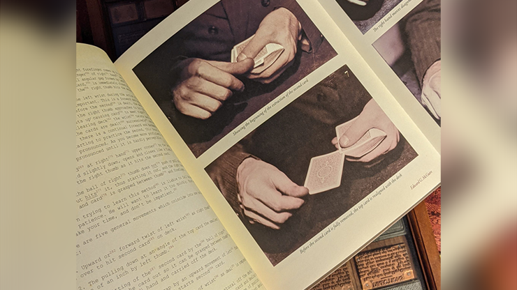 Phantom Of The Card Table, Critical Edition By Edward Mcgire, Lorie Piper And Maxwell Pritchard - Book