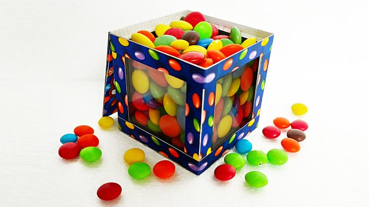 Smarties Cube By Tora Magic - Trick