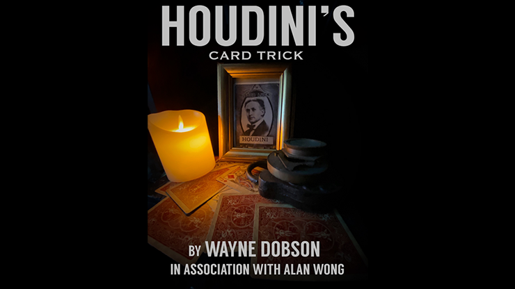 Houdini's Card Trick By Wayne Dobson And Alan Wong - Trick