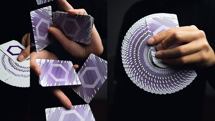 Mono-hexa Playing Cards