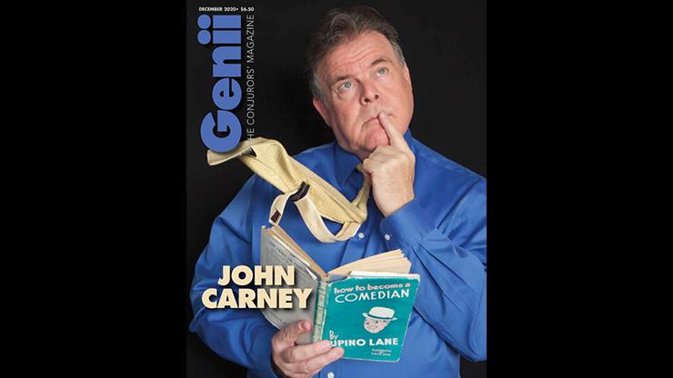 Genii Magazine December 2020 - Book