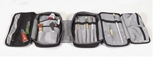 Just Stow-it® Double Accessory Bag Black