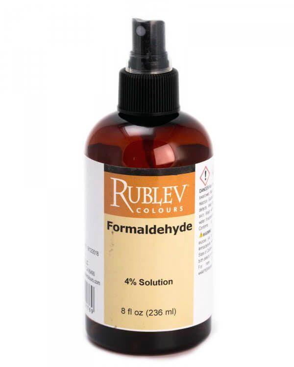 Formaldehyde 8 Fl Oz