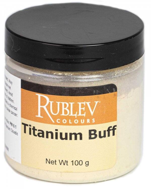 Buff Titanium 100g
