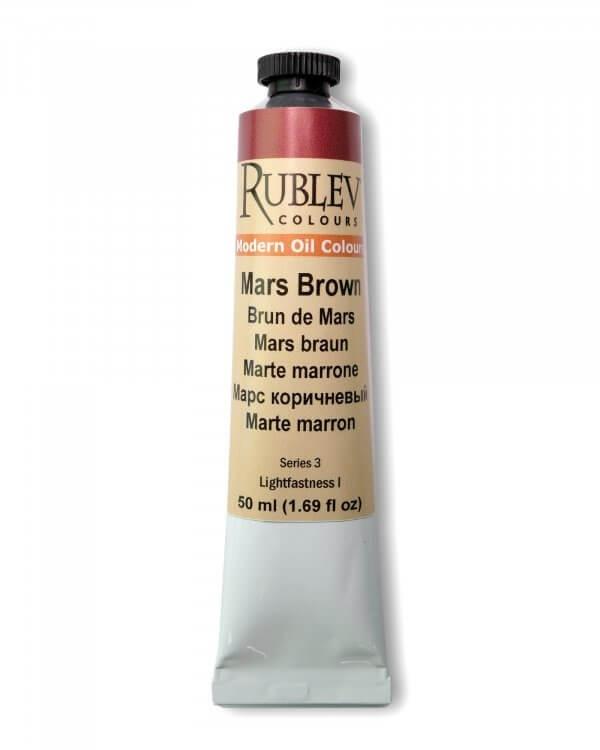 Mars Brown 50Ml