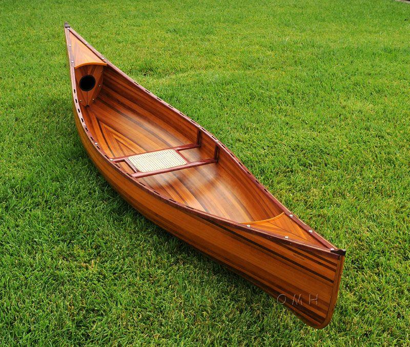 Wooden Canoe 10 Ft