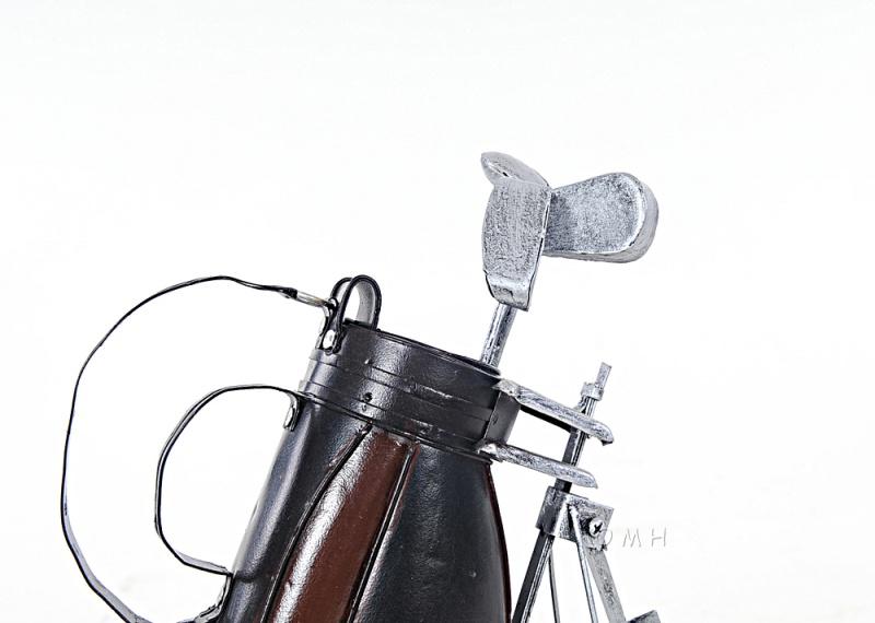 Black Golf Bag