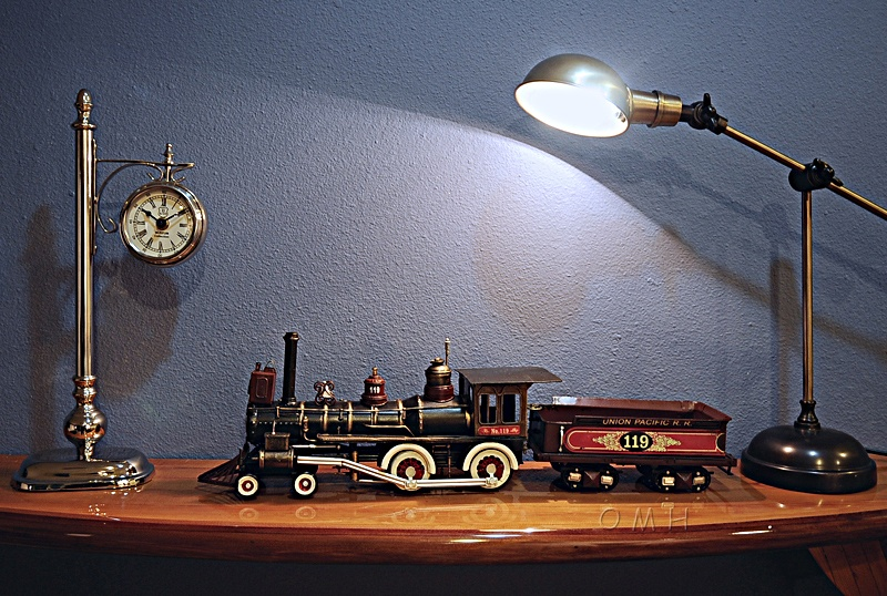 Model Of Union Pacific 1:24