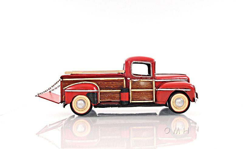1942 Fords Pickup 1:12
