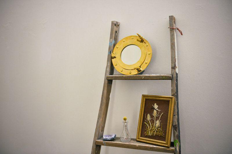 Porthole Mirror 8 Inche