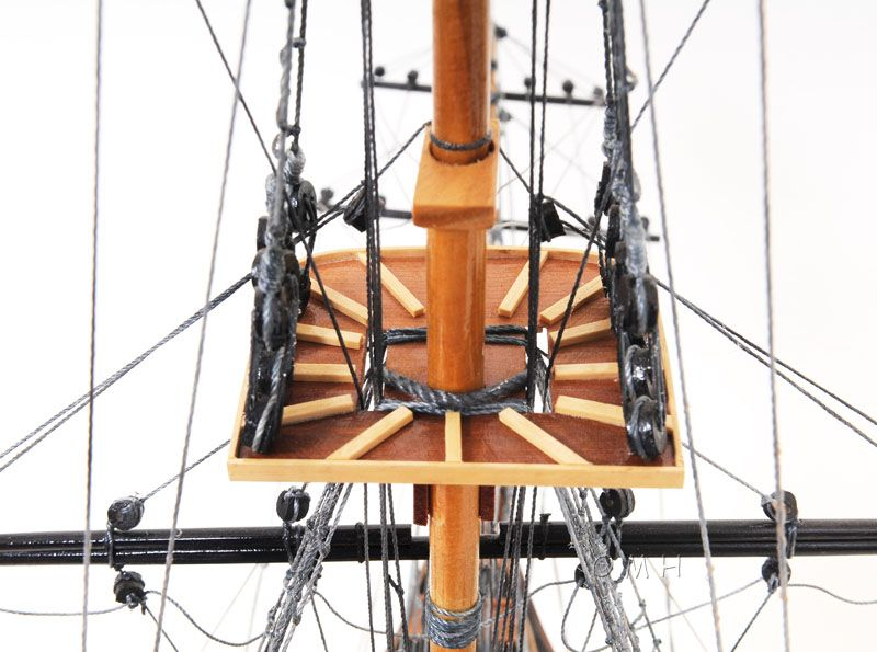 Hms Victory Bow Section