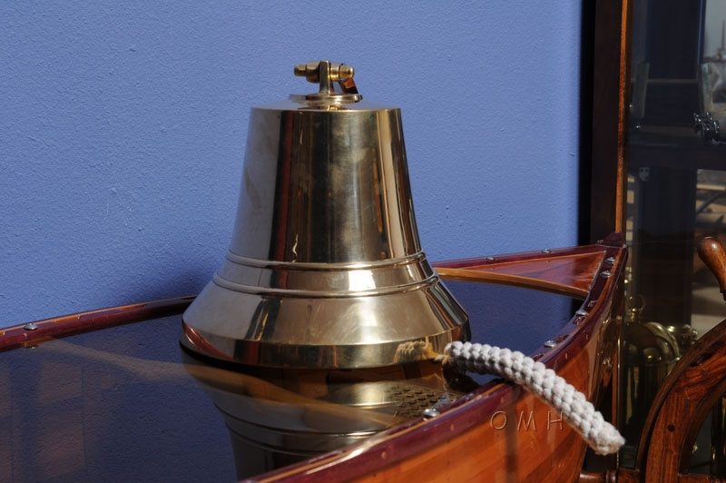 Ship Bell-10 Inche