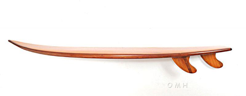 Half-Surfboard Shelf