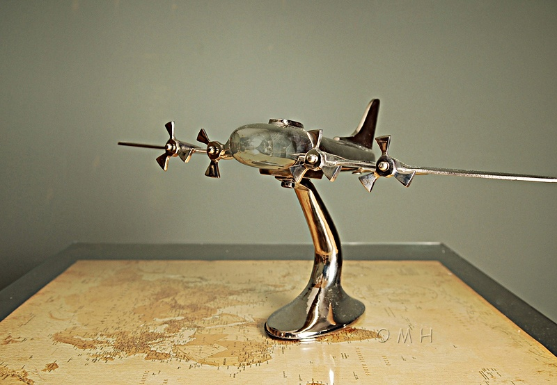 Alum Aeroplane